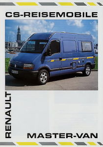 Prospekt-2001-CS-Master-Van-Renault-Reisemobil-Wohnmobil